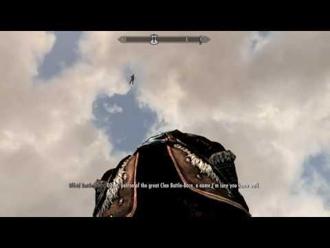 Push - The Elder Scrolls V: Skyrim Special Edition