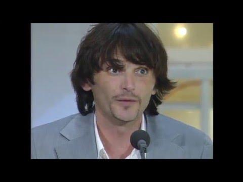 Fernando Tejero gana el Goya a Mejor Actor Revelación en 2004