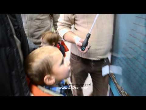 ЛандауЦентр, Харьков, 482 развлечения для ума, видео, часть 1