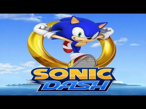 Sonic Dash - Universal - HD Gameplay Trailer
