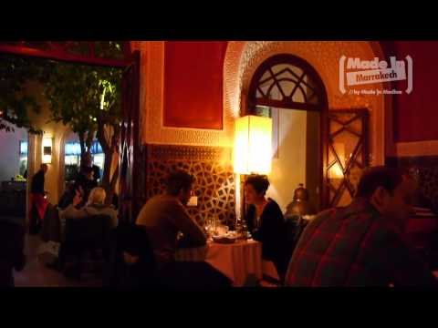 Café Arabe By Made In Marrakech video