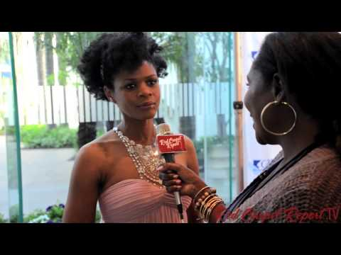 Kimberly Elise at Coalition for At-Risk Youth