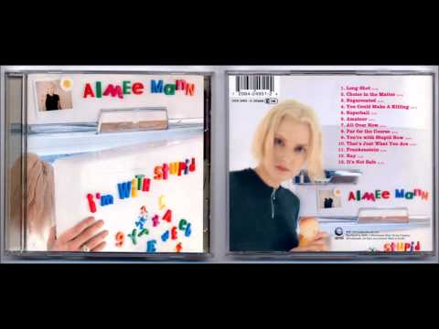 Aimee Mann - Its Not Safe
