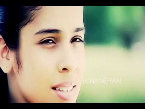 Saina Nehwal Shot Compilation