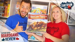 Oregon Trail Board Game Review