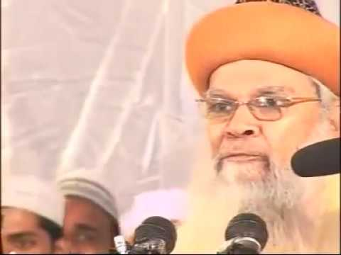 Sunni Maulana Hashmi Mian -beautifull Bayan video