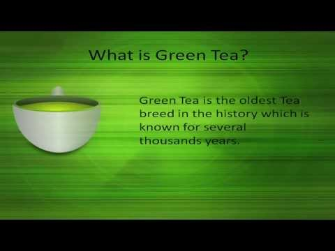 Is Green Tea Good For You? - Green Tea Health Benefits