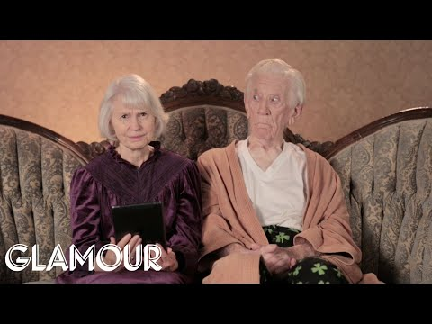 What If Your Grandparents Read Your Texts From Your BFF? - Glamour's Text Offender - EP 1