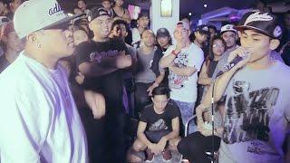 Bahay Katay - Shernan Vs Mobb - Rap Battle @ Cannivalismo