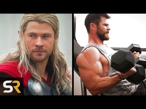 10 Secrets About Chris Hemsworth That Will Shock You