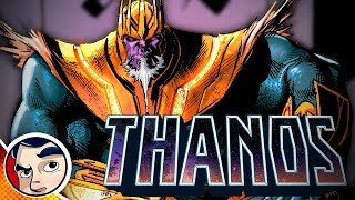 "Thanos ""Cosmic Ghost Rider & The Future!"" - Complete Story"