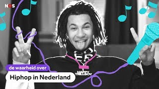 Zo word je een bekende rapper | De waarheid over HIPHOP in Nederland