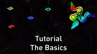 Blackwidow Chroma Configurator Tutorial - The Basics