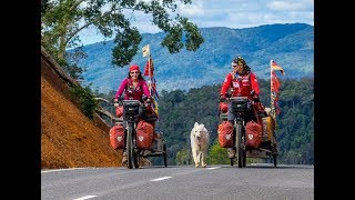 SO WEIT DER AKKU REICHT - Längste unssuported E-Bike-Expedition der Welt - Etappe 1