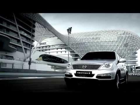 SsangYong Sato Motors - Grupo Hatsue - Santos/SP - Novo Ssangyong Rexton W