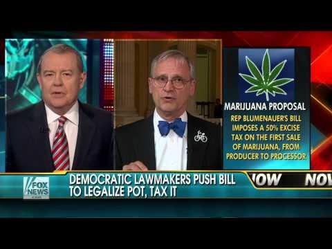 Inside the push for a federal marijuana tax