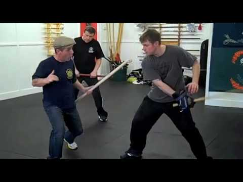 Bataireacht - Stil Ui Dhubhghaill - Doyle Clan Traditional Irish Stick Fighting (Clips) Image 1