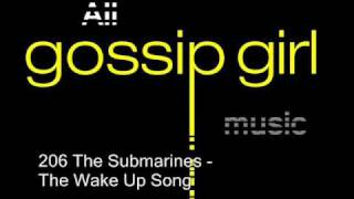 Watch Submarines The Wake Up Song video