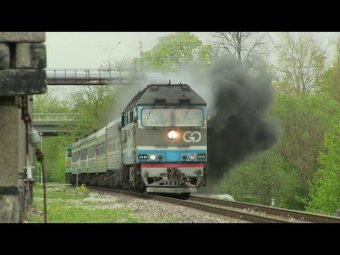 Последний Таллин-Москва поезд / Last Tallinn-Moscow train