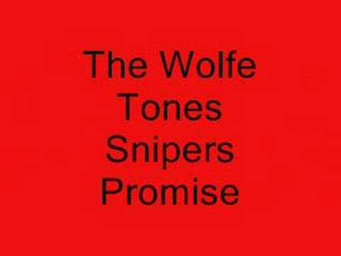 The Wolfe Tones - Snipers Promise