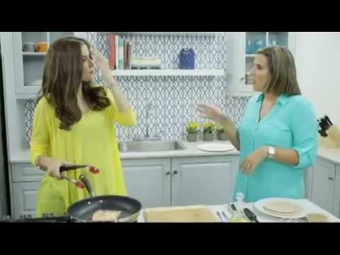 Famosos en la cocina - Xiomara Blandino