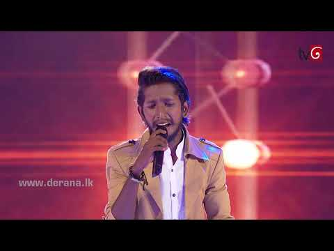 Hithin Yana Aya -  Ayantha Randimal @ Derana Dream Star S08 (20-10-2018)