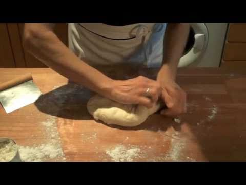 Part II - Amy Scherber Demonstrates Shaping Wet Dough