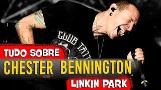 A VIDA e CARREIRA de CHESTER BENNINGTON - Linkin Park 🎸 🎤