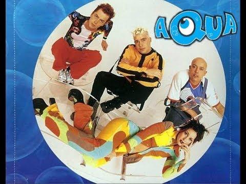 Aqua - The Best - 90s
