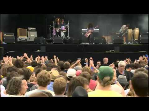 Rock Werchter 2012 - Wolfmother (full concert)