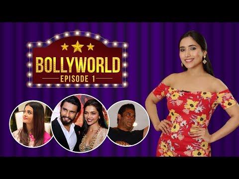 From Sonam Kapoor-Anand Ahuja's wedding to Alia Bhatt's Raazi trailer   Bollyworld   S01E01 thumbnail
