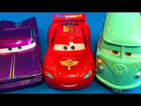 Мультики про Машинки для Детей Тачки Маквин Филмор Cars Lightning McQueen