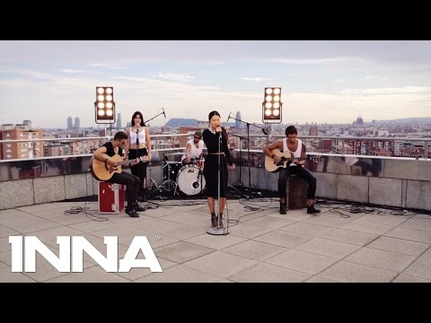 INNA - Take Me Higher (Rock The Roof @ Barcelona)