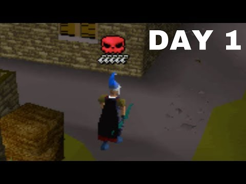 HUNTING EVERYBODY DOWN... (DAY 1 DMM)