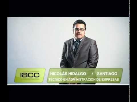 Testimonios de Egresados: Nicolás Hidalgo