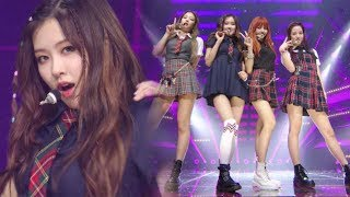 Exciting Blackpink 블랙핑크 As If It 39 S Your Last 마지막처럼 A인기가요 Inkigayo 20170716