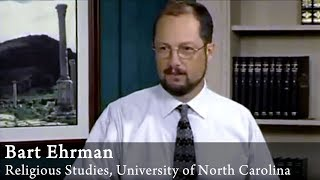 Video: New Testament Bible contains books with conflicting teachings on Orthodox Christianity - Bart Ehrman
