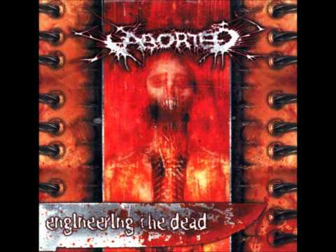 Aborted - Nailed Through Her Cunt