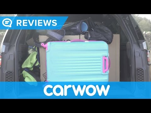 Land Rover Discovery SUV 2017 practicality review   Mat Watson Reviews