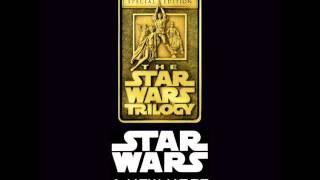 Star Wars: A New Hope Soundtrack - 01.- 02. 20th Century Fox - Main Title/Rebel Blockade Runner