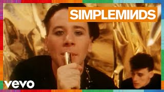Watch Simple Minds Glittering Prize video