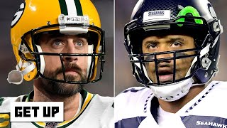Seahawks vs. Packers: NFC Divisional Playoff Preview | Get Up