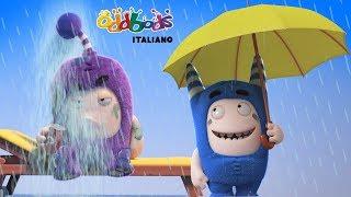 Oddbods | IMPERMEABILE |  Cartoni animati divertenti per bambini | Oddbods Italiano