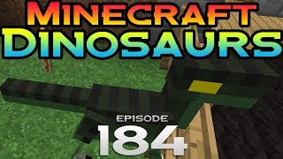 Minecraft Dinosaurs! - Episode 184 - New Dinosaurs!
