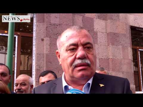 Interview with general Manvel Grigoryan