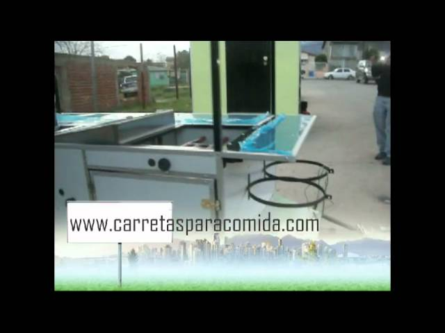 Carrito de Hot Dogs y Hamburguesas 01 800 CARRETA.qt