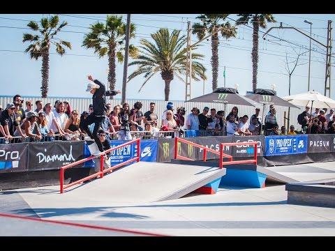2016 SLS Nike SB Pro Open Badalona, Spain