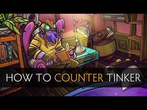 Dota 2 How to Counter Tinker