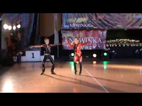 Arman I Laura - Mistrzostwa Polski - Rock And Roll Akrobatyczny - Przytoczna 07.06.2014 R.