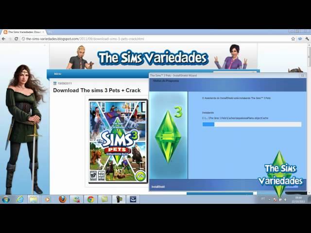 The sims 3 pets no cd crack 10.0.96. command conquer 3 wojny o tyberium cra